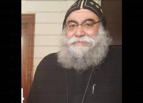 أسقف الإسماعيلية عن قداس العاصمة الإدارية: السيسي وعد فصدق