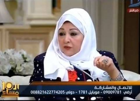 """عفاف شعيب: """"كنت بشوف اللي بيحصل في مصر وأنا نايمة بأمريكا"""""""