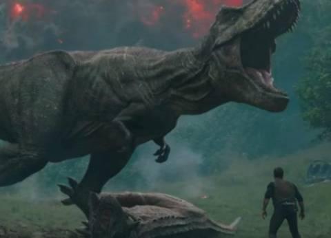 """711 مليون دولار إيرادات """"Jurassic World"""" بعد أيام في دور العرض"""