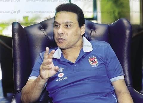 حسام البدري: عماد متعب أقنعني بعدم إشراك عبد الله السعيد أمام النجم