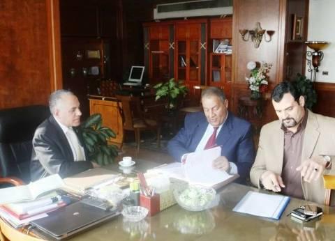 """""""المصرية للمساحة"""": انتهينا من حصر أملاك الدولة بـ5 محافظات"""