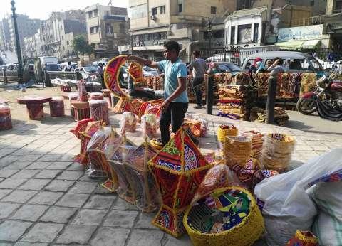 """""""أهلا رمضان"""".. معرض للخيامية والمشغولات اليدوية ينظمه الهلال الأحمر"""