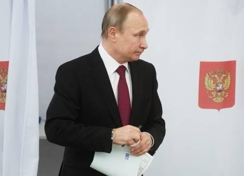 عاجل| اللجنة الانتخابية الروسية: 67% نسبة المشاركة وبوتين حصل على 76%