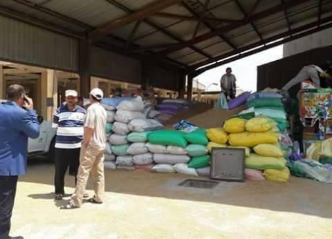 عاجل| وزير الزراعة: تم تحويل عينة من شحنة القمح الفرنسي للمعامل