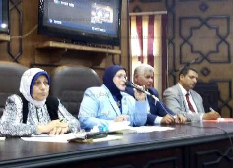 """وكيل """"تعليم كفر الشيخ"""": تصميم نظام إلكتروني وتفعيل لجنة مكافحة الفساد"""