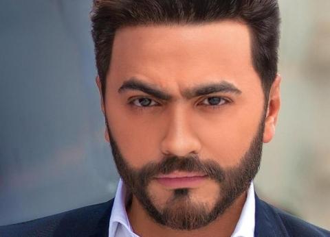 """تامر حسني ينشر فيديو تشويقي لفيلم """"الفلوس"""""""