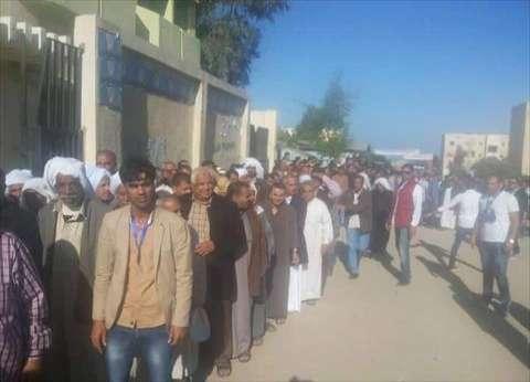 الشيخ زويد تتحدى الإرهاب بالاقبال على الانتخابات