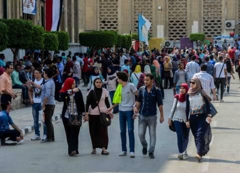 شلل مروري في محيط جامعة القاهرة بعد إخلائها من الطلاب