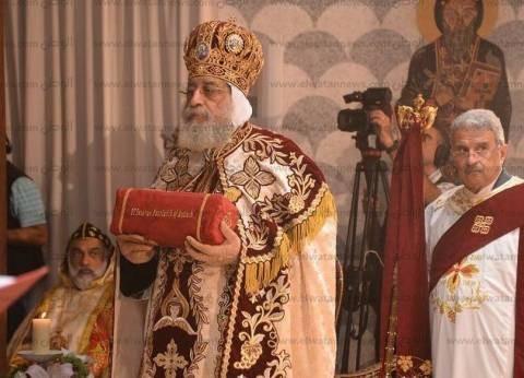 """الكنيسة تكشف قصة """"تاج السريان"""": أعاده البابا إلى لبنان بعد 15 قرنا"""