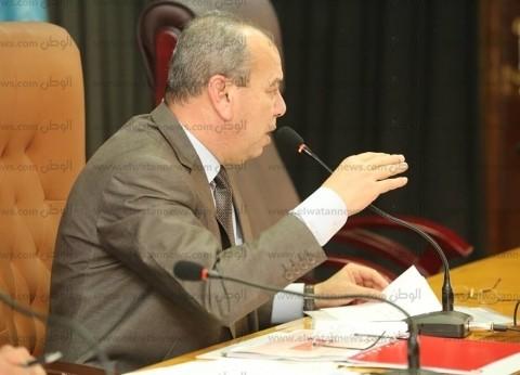 """""""تنفيذي كفر الشيخ"""" يوافق على تعديل تخصيص 4 قرارات للمحافظ"""