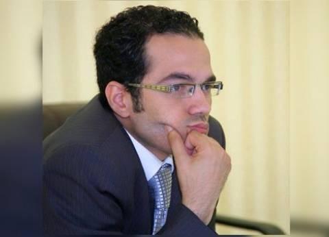 """وصول إسلام كمال المرشح على منصب نقيب الصحفيين للمشاركة في """"العمومية"""""""