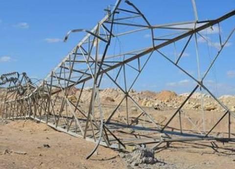 انقطاع التيار الكهربائي عن بعض المناطق بمدينة قنا السبت القادم