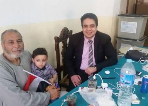والد شهيد بالشرقية يدعو المواطنين للمشاركة بكثافة في الانتخابات