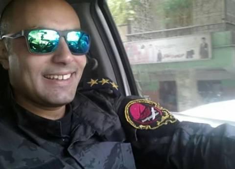 """أول صور للنقيب عمرو صلاح الذي استشهد في """"معركة الواحات"""""""