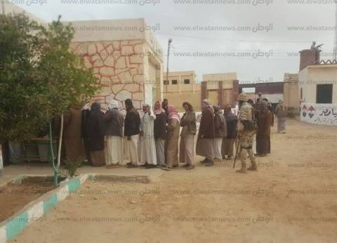 محافظ مطروح: زيادة الإقبال على اللجان الانتخابية في اليوم الأخير