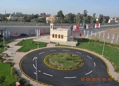 بالصور| قناطر أسيوط الجديدة قبل افتتاح السيسي لها غدا