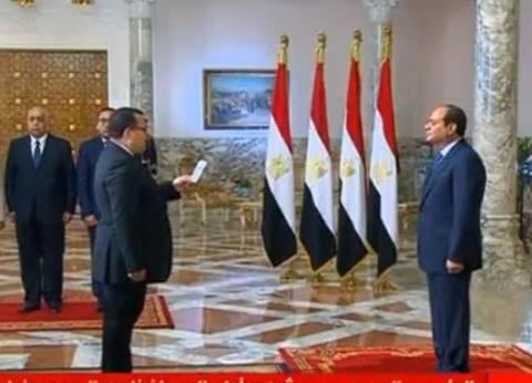 """""""التعويضات والوقود"""".. مطالب نواب محافظة شمال سيناء من المحافظ الجديد"""