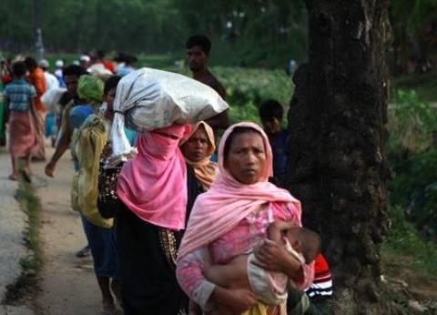 """""""رايتس ووتش"""": الجيش البورمي مارس عمليات اغتصاب بحق نساء """"الروهينجا"""""""