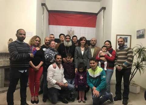 بالصور| توافد الناخبين على التصويت بسفارة مصر في مالطا