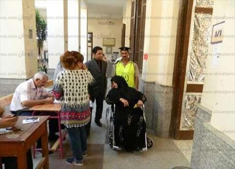 """""""البعثة الدولية"""": الأمطار أثرت على نسب التصويت بالإسكندرية"""