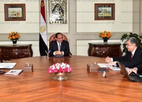 طوارئ في مطار القاهرة استعدادا لزيارة الرئيس عبدالفتاح السيسي للإمارات