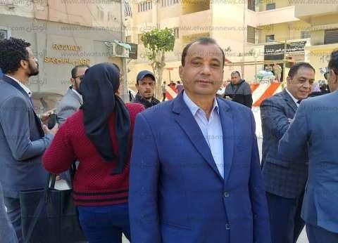 توافد العشرات من المواطنين للإدلاء بأصواتهم في الإسكندرية