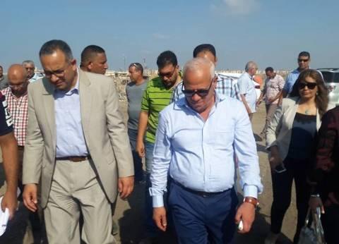 نائب وزير الاسكان: اختفاء آخر بؤرة عشوائية في بورسعيد خلال 6 أشهر