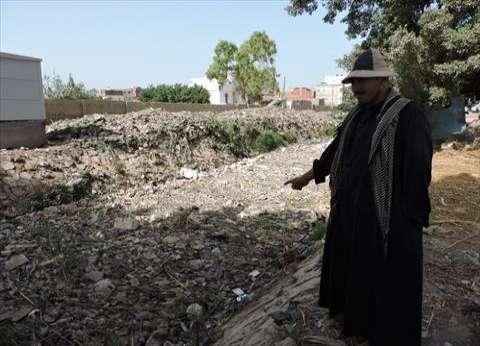 حملة «الوطن».. شرايين مصر المسدودة: ترعة «مباشر الناصرى» بالبحيرة.. التعديات والإهمال يُهدران 80% من مياهها