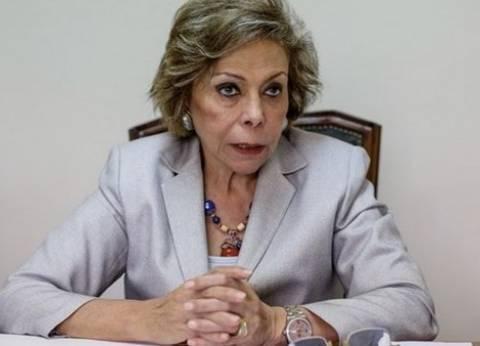 ميرفت التلاوي تجتمع مع مساعد الأمين العام للأمم المتحدة لتنسيق الشؤون الإنسانية
