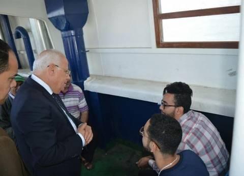 محافظ بورسعيد يحث المواطنين على المشاركة في الانتخابات