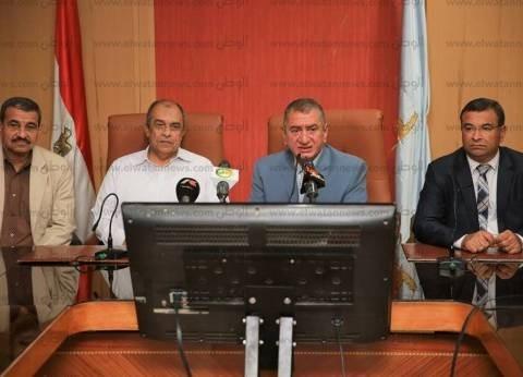 وزير الزراعة: يجب استمرار زراعة الأرز في كفر الشيخ