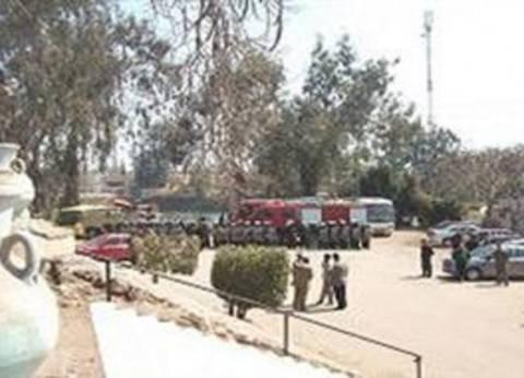 «قرية فينيسيا».. انتزعتها محافظة المنوفية من المستثمر فتحولت مبانيها إلى «أطلال»