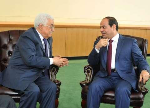 رسالة ولقاءات ومصالحة.. «القضية الفلسطينية» على قمة الأولويات المصرية