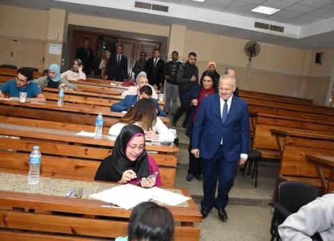 رئيس جامعة القاهرة: 238 حالة غش بامتحانات الفصل الدراسي الأول