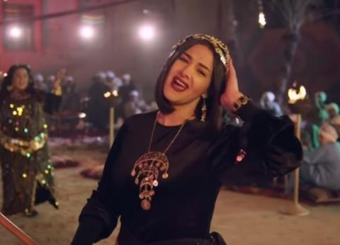 """""""يوتيوب"""" يهنئ دنيا سمير غانم بتصدر مسلسلها قائمة الأكثر رواجا في مصر"""