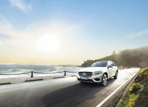 «مرسيدس-بنز إيجيبت» تطلق GLC SUV وGLC Coupe فى مصر