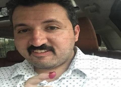 نجل القيادي الإخواني حسن مالك يصوّت للسيسي في الانتخابات الرئاسية