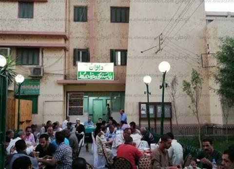في ذكرى العاشر من رمضان.. إفطار جماعي لأسر الشهداء بأسيوط