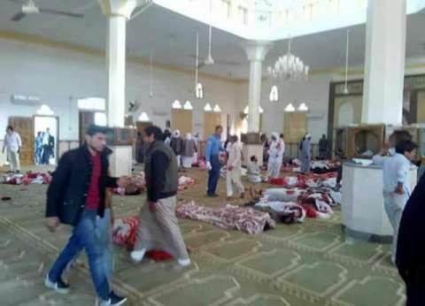 """""""عمال النفط العرب"""" يدين حادث الروضة.. ويطالب بالتكاتف للتصدي للإرهاب"""