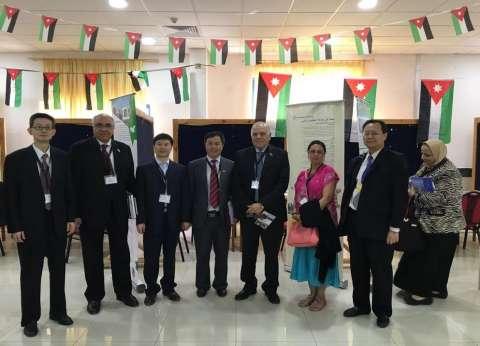 رئيس أكاديمية الفنون توقع اتفاقية تعاون بين الجامعات العربية ونظيرتها الصينية في الأردن