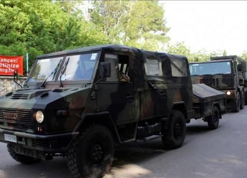 تدابير أمنية مشددة للقوات الأمريكية في تركيا