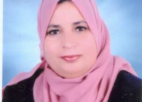 تعيين فاطمة حسن نائبًا لرئيس جامعة بني سويف للدراسات العليا
