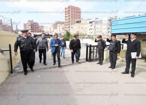 مدير أمن الإسماعيلية يثمن مجهودات الضباط في إعادة 6 سيارات مسروقة