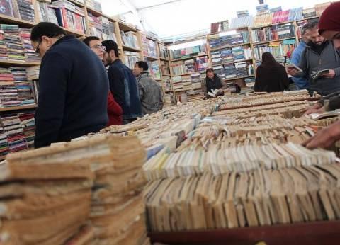122 ألف جنيه مبيعات هيئة الكتاب خلال 4 أيام في معرض القاهرة