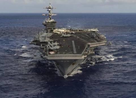 كوريا الشمالية تدين مشاركة 3 حاملات طائرات أمريكية في مناورات مع سيول