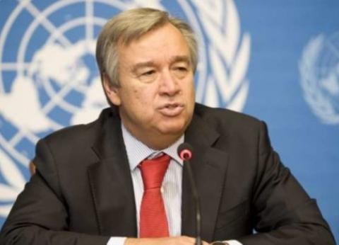 الأمين العام للأمم المتحدة يدين هجوم نيوزيلندا