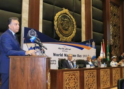 هشام عرفات: نقل 90% من تجارة مصر عبر الموانئ المصرية
