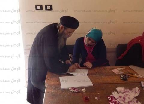 مدير أمن الغربية يتفقد اللجان الانتخابية بدائرة بندر المحلة