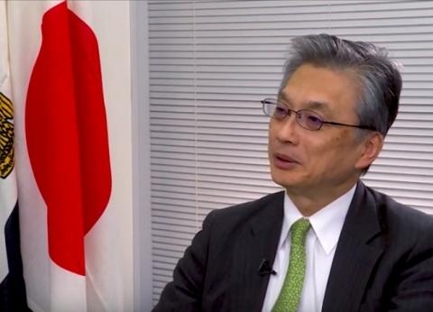طوكيو: نسعى لزيادة السياحة اليابانية إلى مصر والتعاون التعليمي