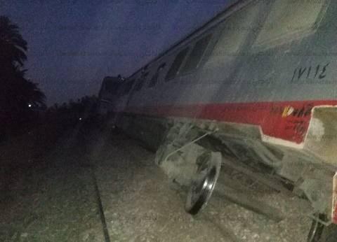 """""""النقل"""": تحقيقات موسعة مع المسؤولين عن وقوع حادث قطار أسوان"""